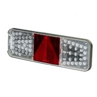Left Hand LED Multifunctional Trailer Rear Lamp - 12/24V-757/01/05